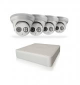 CCTV Hikivision OEM Non-Branded Hardware 3MP