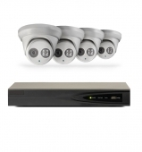 CCTV Hikivision OEM Hardware 4MP